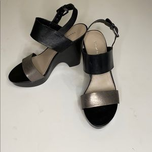 Franco Sarto Georgette Wedges